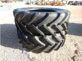 MICHELIN 520/70R38 Qty Of 2 - abroncs