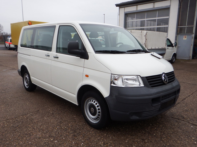 vw t5 transporter 1.9 tdi - klima - 9-sitzer minibusz, 2005, ár 6900