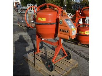 Atika Electric Powered Cement Mixer - betonkeverő