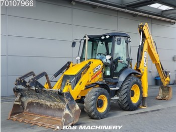 JCB 3CX LIKE NEW - LOW HOURS - kotrórakodó
