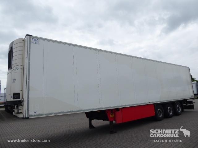 félpótkocsi hűtős Schmitz Cargobull Reefer Multitemp Double deck