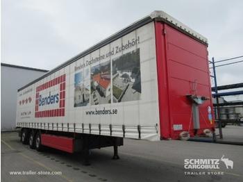 Félpótkocsi ponyvás  Curtainsider Standard
