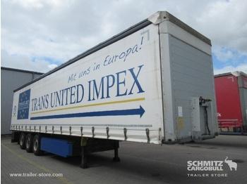 Félpótkocsi ponyvás Schmitz Cargobull Curtainsider Standard