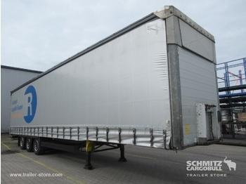 Félpótkocsi ponyvás Schmitz Cargobull Curtainsider Varios