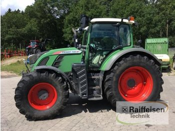 Fendt 720 Power Vario S4 - kerekes traktor