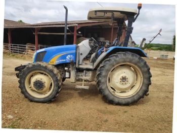 New Holland TL100A - kerekes traktor