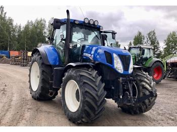 New Holland T 7.250  - kerekes traktor