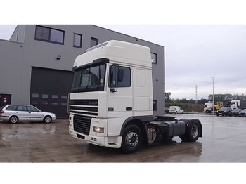 Nyergesvontató DAF 95 XF 430 Super Space Cab (MANUAL GEARBOX / BOITE MANUELLE / PERFECT): 1 kép.