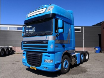 DAF FTG XF105-460 6x2/4 SuperSpaceCab - Manual Gearbox - Stand airco - Top-Condition! 01/2020 APK - nyergesvontató