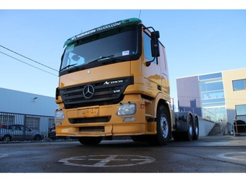 Mercedes-Benz ACTROS 2650 LS-MP2-BIG AXLES-KIPHYDR. - nyergesvontató