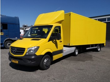 Mercedes-Benz Sprinter 519 Euro6 + NEFRA 6.5m 2011 Top Condition! 10/2019 APK - nyergesvontató
