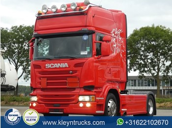 Nyergesvontató Scania R490 tl nice condition