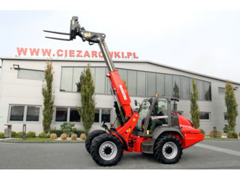 MANITOU ARTICULATED TELESCOPIC LOADER MLA630-125 6M - teleszkópos rakodó