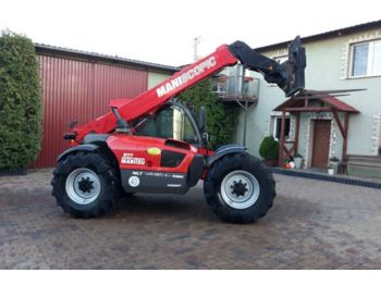 MANITOU Maniscopic MTV 735 -120 LSU Turbo - teleszkópos rakodó