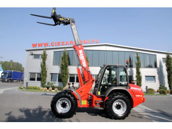 MANITOU TELESCOPIC LOADER ARTICULATED MLA628-120 LSU 6 M - teleszkópos rakodó