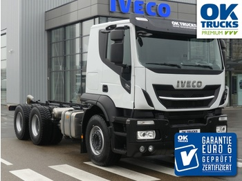 Iveco Stralis X-Way AT260X46ZHRON X-Way - alvaz teherautó