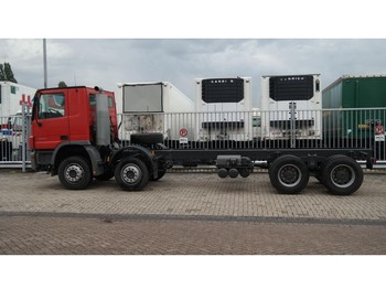 Alvaz teherautó Mercedes-Benz ACTROS 4144 8X4 CHASSIS TRUCK NEW VEHICLE