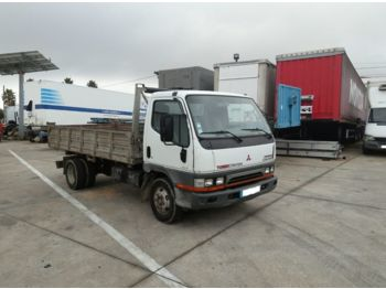 MITSUBISHI Canter FE649 Turbo left hand drive 3.9 diesel 3 way - billenőplatós teherautó