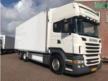 Scania R480 6X2 LAMBERET FRIGO CARRIER RETARDER TOP CONDITION!!!!!!!!!! - hőszigetelt teherautó